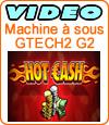 Hot Cash, machine à sous du développeur Gtech.