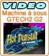Hot Pursuit, machine à sous du développeur Gtech.