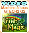 Irish Magic, machine à sous du développeur Gtech.