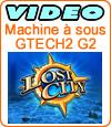 Lost City, machine à sous du développeur Gtech.
