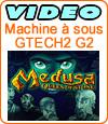 Medusa Queen of the Stone, machine à sous Gtech (Boss Media).