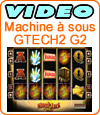 Miner's Luck, machine à sous Gtech (Boss Media).