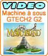 Mystic Island, machine à sous Gtech (Boss Media).