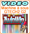 Twin Win, machine à sous du développeur Gtech.