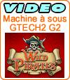 Wild Pirates, machine à sous du développeur Gtech.