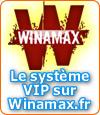 Les avantages pour les joueurs VIP sur Winamax.