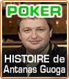 Le joueur de poker Tony G, de son vrai nom Antanas Guoga, un provocateur...