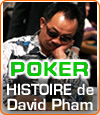 David Pham dixit le Dragon, un enfant prodige du poker.
