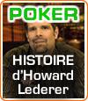 Deux légendes, Annie Duke et Howard Lederer, le poker c'est une affaire de famille.