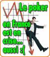 Poker en ligne en France : mais où est donc passé l'eldorado ?