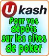 Ukash, faites-le choix de la confidentialité pour vos transactions au poker.