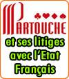 Patrick Partouche, ses litiges avec la justice française.