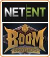 Boom Brothers, démo et notre avis sur cette machine à sous de Netent.