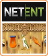 Secrets of Horus de Netent, le temps des pharaons.