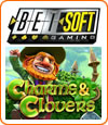 Charms & Clovers, machine à sous slot Betsoft.