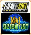 La machine à sous Mad Scientist de Betsoft, pour les fous de sciences !