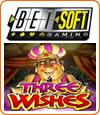 Three Wishes, une machine à sous en 3D de Betsoft très aboutie.