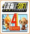4 Seasons, machine à sous slot Betsoft. Avis et fonctionnement.