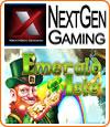 Esmerald Isle, machine à sous slot Nextgen Gaming (NYX).