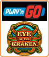 Eye of the Kraken, machine à sous slot Play'n Go.
