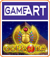 Gold of Ra, machine à sous slot de GameArt. Notre avis.