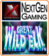 Great Wild Elk, machine à sous slot Nextgen Gaming (NYX).