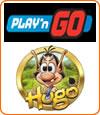 Hugo, machine à sous slot Play'n Go.