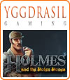 Holmes and the Stolen Stones, machine à sous slot Yggdrasil.