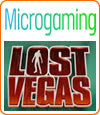 Lost Vegas, machine à sous slot Microgaming.