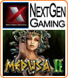 Medusa 2, machine à sous slot Nextgen Gaming (NYX).