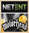 Motörhead, machine à sous slot Netent.