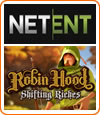 Robin Hood Shifting Riches, machine à sous slot Netent.
