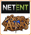 Secret of Atlantis, machine à sous slot Netent.