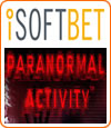 Paranormal Activity, machine à sous de iSoftBet.