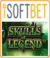 Skulls of Legend, machine à sous slot de Isoftbet.
