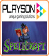 Spellcraft, machine à sous de Playson.
