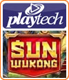 Sun Wukong, machine à sous slot Playtech.