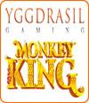 Monkey King, machine à sous slot Yggdrasil.