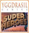 Super Heroes, machine à sous de Yggdrasil.