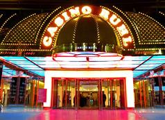 Casino Ruhl dans la ville de Nice.