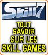 Skill7, notre avis sur cette salle de jeux en ligne.