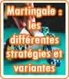 Martingales de la roulette - Les différentes stratégies et variantes.