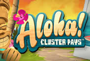 Machine à sous Aloha Cluster Pays de Netent.