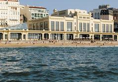 Casino Barrière de Biarritz.