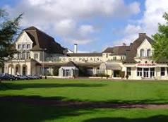 Casino Barrière du Touquet.