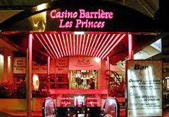 Casino Barrière Les Princes à Cannes.