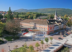 Casino Barrière de Niederbronn-les-Bains.