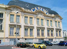 Casino Barrière de Trouville-sur-Mer.