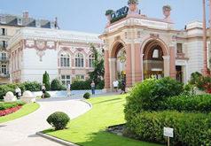 Casino Grand Cercle d'Aix-les-Bains.