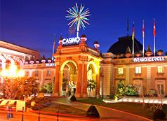Casino Grand Cercle d'Aix-les-Bains..
